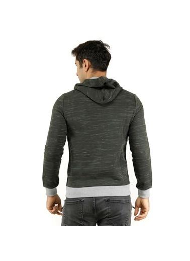 Phazz Brand Sweatshirt Haki